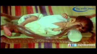 Jagan Nayagi Movie | Snake & Baby Super Scene