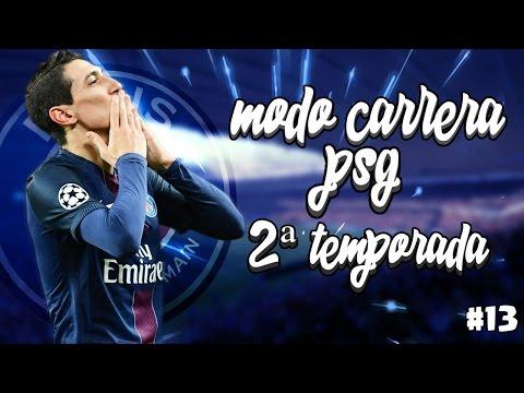FIFA 17 MC | PSG | DOS FICHAJES GALÁCTICOS #13