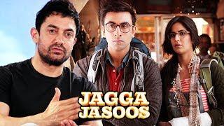 Aamir Khan UPSET On Ranbir Over Jagga Jasoos Movie