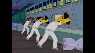 The Simpsons   In the Navy