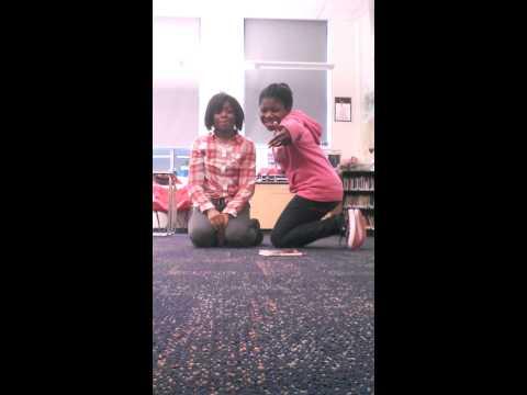 Hidden Camera Scene. Markail and Brooke
