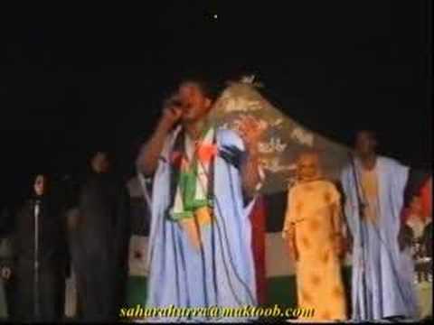 music saharawi