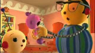 Rolie Polie Olie The Baby Bot Chase part 2