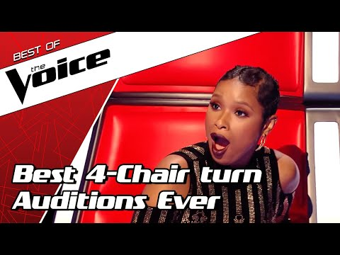 TOP 10 BEST ALL TURN Blind Auditions in The Voice