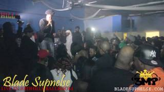 Blade Supnelse live at Redhills w/ Aidonia