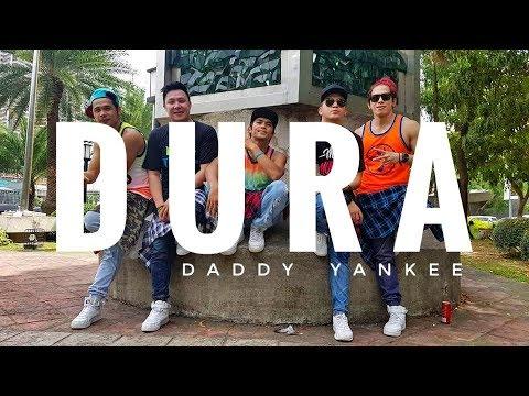 DURA by Daddy Yankee | Zumba | Reggaeton | ZCats Crew | Kramer Pastrana & Fritz Tibay