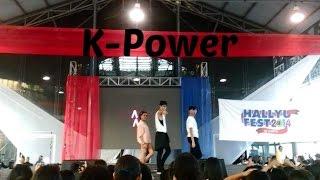 K-Power Special Stage T-ARA(티아라) Sugar Free(슈가 프리) - Hallyu Fest GUAYAQUIL 2014