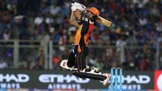 MI v SRH, IPL 2017 Mumbai Indians end Sunrisers Hyderabad's unbeaten run