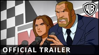 Scooby-Doo! and WWE: Curse of the Speed Demon - Official Trailer - Warner Bros. UK