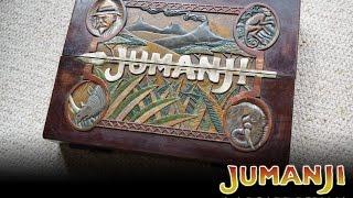 Jumanji 1:1 Game Board Replica Pt 6 - Complete! SOLD