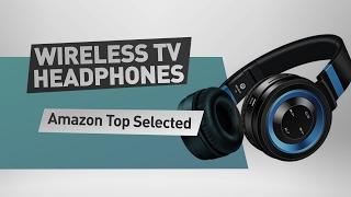 Wireless Tv Headphones Amazon Top Selected