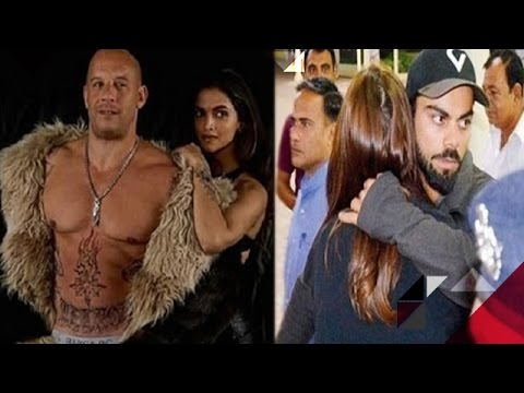 Anushka & Virat Get Cozy In Public | Is Something Brewing Between Deepika & Vin Diesel? & More