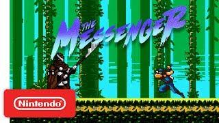 The Messenger Teaser Trailer - Nintendo Switch