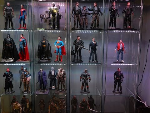 Hot Toys Full Collection Tour Summer 2015