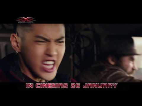xXx: The Return of Xander Cage - Kris Wu Trailer IN CINEMAS 26 JANUARY