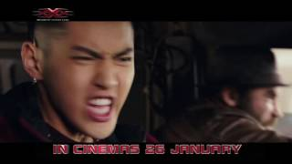 xXx: The Return of Xander Cage - Kris Wu Trailer IN CINEMAS 26 JANUARY