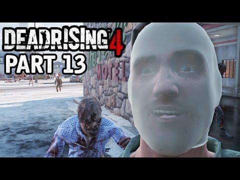 Let's Play Dead Rising 4 Deutsch Gameplay #13 - Das Kondom Gesicht