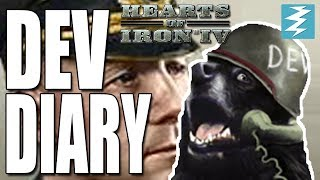 GENERALS CAN LEVEL UP! Dev Diary - Hearts of Iron 4 HOI4 Paradox Interactive