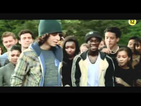 STEP UP 3D Moose Danza Nel Parco Scena Completa Italiano