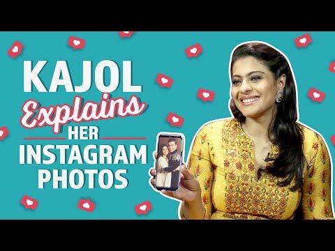 Xxx Mp4 Kajol Reveals The Stories Behind Her Instagram Photos Pinkvilla Bollywood KuchKuchHotaHai 3gp Sex