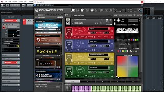 SUPER AUDIO CART by Impact SoundWorks for KONTAKT, Brilliant