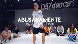 ABUSADAMENTE—MC GUSTTA, MC DG   Choreography By Duc Anh Tran   d57 dance studio