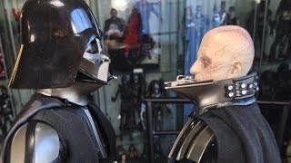 Star Wars Sideshow Collectibles Darth Vader Episode IV & VI Versions 1/6 Scale Movie Figure Review