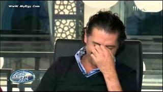 عاهات عرب ايدل وديع الصافي