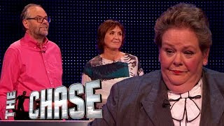 The Chase | John and Sue's £9,000 Final Chase Against The Governess