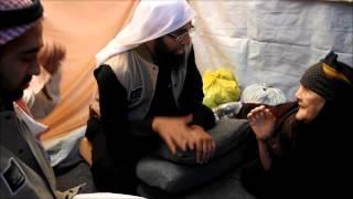 قصيدة المسنه السورية لشعب السعودي بدون اهات