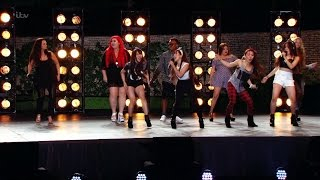 The X Factor UK 2015 S12E08 Bootcamp Day 2 Group 13 Challenge