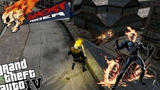 GTA IV LCPDFR Ghost Rider Mod Police Patrol - Episode 14 - Need New Graphics Banner and Avatar :)
