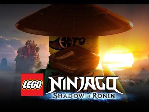 Lego Ninjago Shadow of Ronin all cutscenes HD GAME