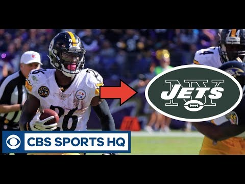 Le Veon Bell should have stayed with the Steelers Will Brinson on Bell SIGNING with JETS