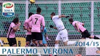 Palermo - Verona - Serie A - 2014/15 - ENG