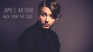 James Arthur  Back From The Edge Letra En Espaol