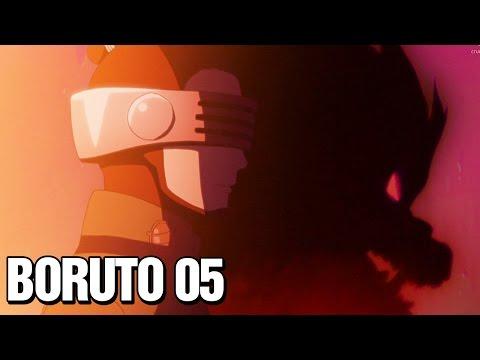 Boruto #05: O LADO NEGRO DE SHINO | Resumo da Semana