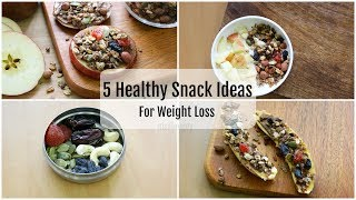 Healthy Snacks - 5 Healthy Snack Options For Students & Bachelors  - Skinny Recipes For Weight Loss