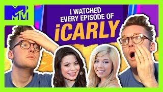 What It's Like to Binge Watch iCarly in One Week | MTV