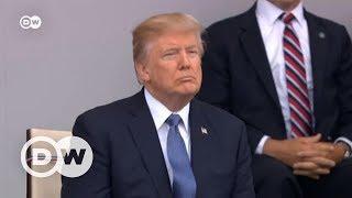 Dünyanın Başkan Trump ile bir yılı - DW Türkçe