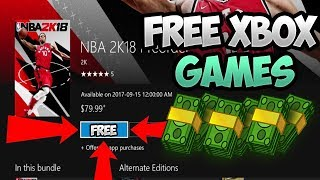How To Get FREE XBOX ONE GAMES GLITCH (WORKING)  - HOW TO GET ANY XBOX GAME FOR FREE (NO DEMO) 2017