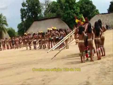 Sons e Cores do Xingu Editora Horizonte