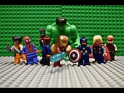 Lego Avengers 5