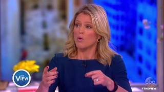 Pres. Trump: Thought Job Would Be Easier | The View