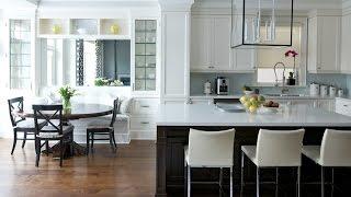 Interior Design — Elegant & Comfortable Open-Concept Main Floor Makeover