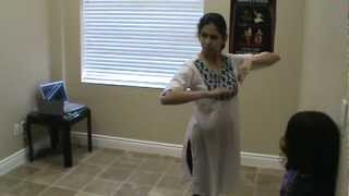 danceShala - Kathak Dance Class Mississauga January 13, 2013
