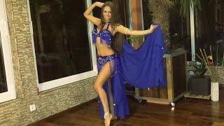 Alf Leila wa Leila |أم كلثوم - ألف ليلة وليلة| Belly Dancer Isabella 2015 HD