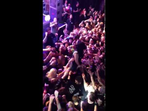 Xxx Mp4 Mindless Self Indulgence MSI Lyn Z Getting Molested By A Crowd Glasgow 26 10 2012 3gp Sex