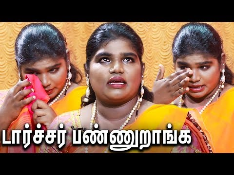 Xxx Mp4 பிச்சை எடுக்குறேனா Aranthangi Nisha Very Emotional Interview Gaja 3gp Sex