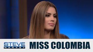 Miss Colombia breaks her silence || STEVE HARVEY